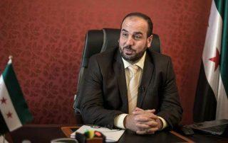 """""""الحريري"""" رئيسا جديدا للمعارضة السورية في مفاوضات """"جنيف"""""""