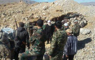 بناء على اتفاق مع الحكومة.. المعارضة السورية تغادر بيت جن غرب دمشق
