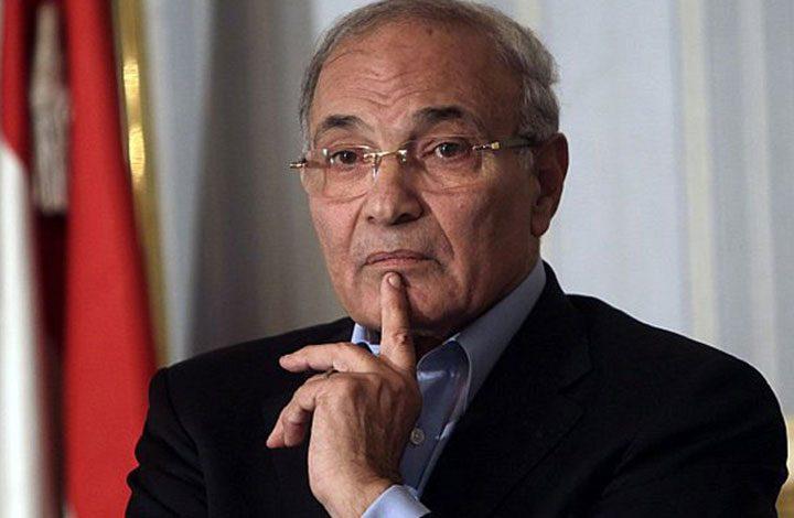 """المرشح الرئاسي المتحمل """"أحمد شفيق"""": أعتذر لكل شاب تم التحفظ عليه لعلاقته بي"""