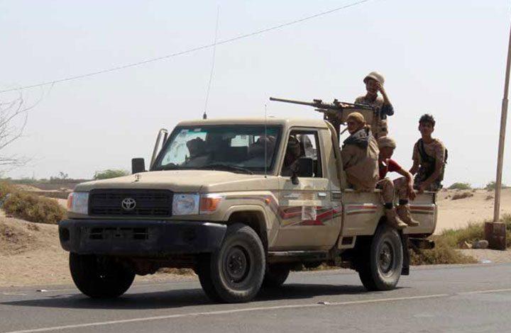 مقتل أربعة جنود بانفجار في اليمن