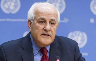 """مراقب فلسطين الدائم لدى الأمم المتحدة: مجلس الأمن سيصوت على قرار """"ترامب"""" بشأن القدس"""