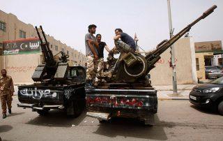 ليبيا.. مقتل عميد بلدية مصراتة على يد مسلحين