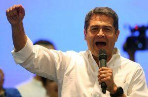 بنسبة 43%.. فوز رئيس هندوراس في الانتخابات الرئاسية