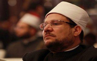 """وزير الأوقاف المصري: """"من مات دفاعا عن الكنيسة فهو شهيد"""""""