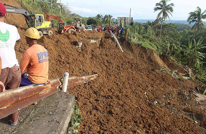 بسبب عاصفة سرعتها 125 كيلو مترا.. مقتل 30 شخصا في الفلبين