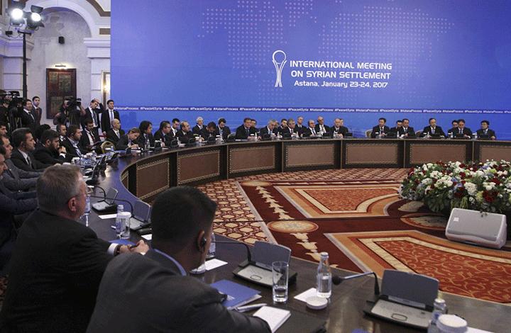 """تستمر ليومين.. انطلاق اجتماعات """"أستانة 8"""" بشأن سوريا"""