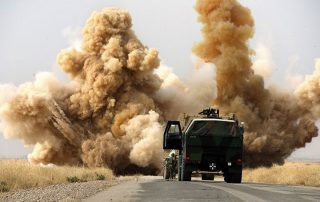 مصر.. مقتل ضابط بالجيش وخمسة جنود في انفجار بسيناء