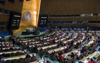 """الخميس.. الجمعية العامة للأمم المتحدة تجتمع بشأن القدس بعد """"الفيتو"""" الأمريكي"""