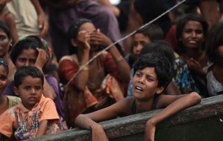 بينهم 730 طفلا ..مقتل 6700 شخص من الروهينجا في شهر