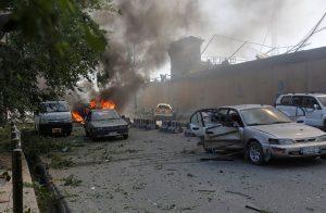 أفغانستان.. مقتل 95 على الأقل وإصابة 150 آخرين في تفجير بالعاصمة كابل