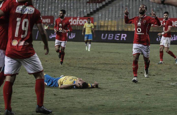 الدوري المصري.. النادي الأهلي يغرد في الصدارة