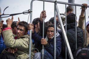 صورة للاجئين