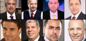إعلاميي مصر