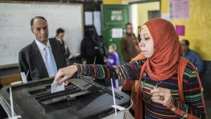 انتخابات سابقة في مصر
