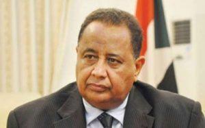 وزير الخارجية السوداني