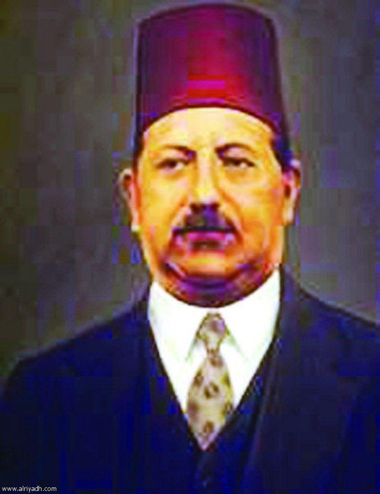 محمود النقراشي باشا