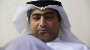الناشط الحقوقي أحمد منصور