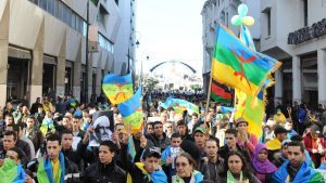 أحداث الربيع الأمازيغي في الجزائر