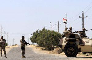 قتلى وجرحى من الجيش المصري بقصف طائرة بدون طيار في سيناء.. من فعلها ؟