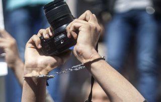 بلغت 419 شكوى.. تضاعف الانتهاكات ضد الصحفيين بكردستان العراق