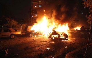 ليبيا.. 22 قتيلًا في انفجار مزدوج في بنغازي