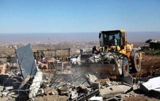"""للمرة الـ 124.. """"إسرائيل"""" تهدم قرية العراقيب الفلسطينية"""