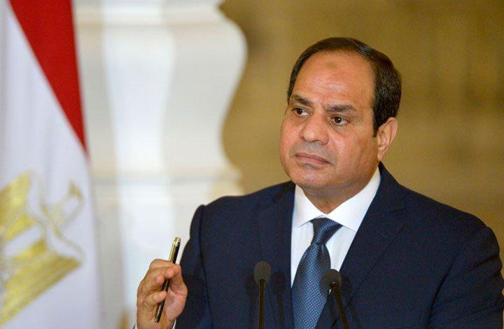رئيس المخابرات العامة المصرية المقال قيد الإقامة الجبرية