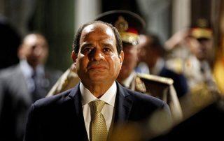 """مصر.. """"السيسي"""" يتقدم بأوراقه رسميًّا للانتخابات الرئاسية """"منفردًا"""""""