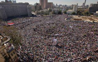 في الذكرى السابعة لثورة 25 يناير.. الإجراءات الأمنية تسيطر على مصر وتظاهرات محدودة للإخوان