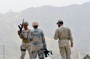 مقتل 3 جنود سعوديين في جيزان