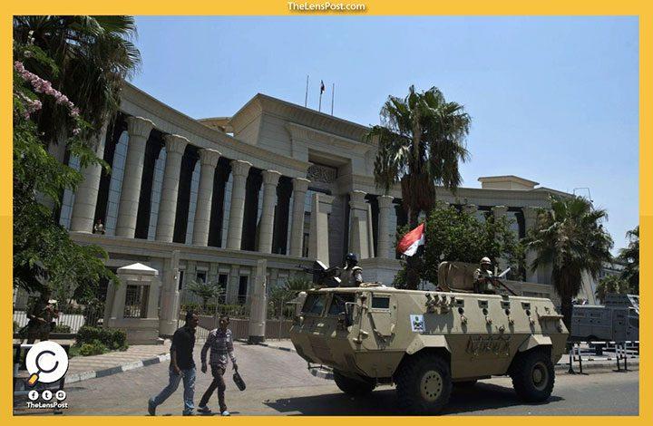 محكمة عسكرية تقضي بإعدام مصري وبأحكام تصل للسجن المؤبد بحق 34 آخرين