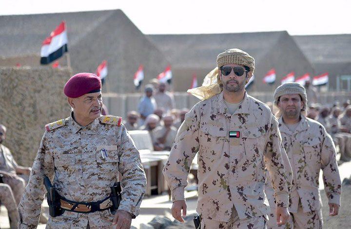 الإمارات تعلن استسلام قيادي حوثي لقواتها في اليمن