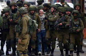 """خلال 2017 .. """"إسرائيل"""" تعتقل 6742 فلسطينيًّا"""