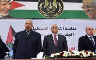 """لليوم الثاني.. انطلاق أعمال المجلس المركزي الفلسطيني دون مشاركة """"حماس"""""""
