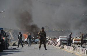 العراق.. 116 قتيلاً وجريحًا في هجوم انتحاري وسط بغداد