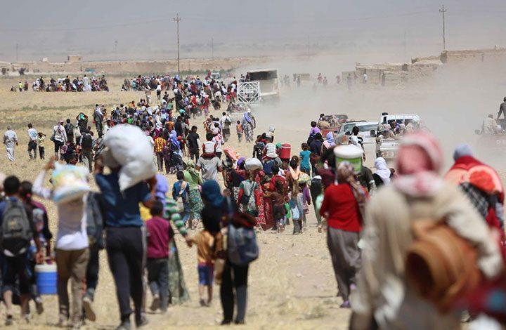 يقدر عددهم بــ1500.. عودة أول فوج من نازحي كركوك إلى ديارهم في العراق