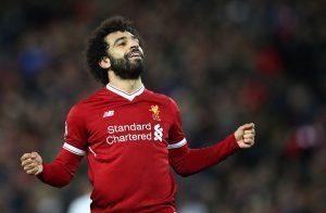 """المصري """"محمد صلاح"""" ثاني أفضل لاعب في الدوري الإنجليزي"""
