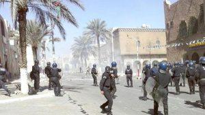 أحداث العنف في منطقة القبائل 2001