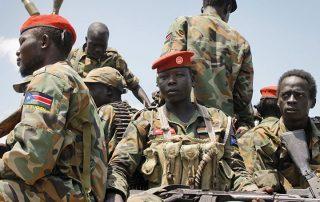رغم الهدنة .. اشتباكات بين قوات حكومية ومتمردين جنوب السودان