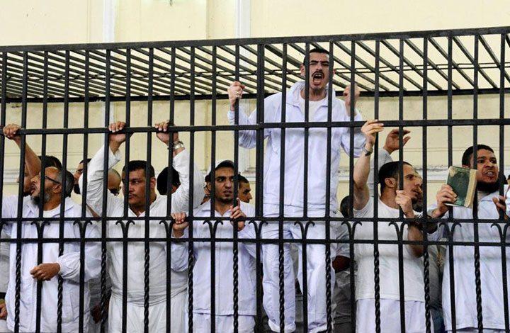 وفاة معتقلين بمصر.. يرفع عدد ضحايا مقار الاحتجاز إلى 623