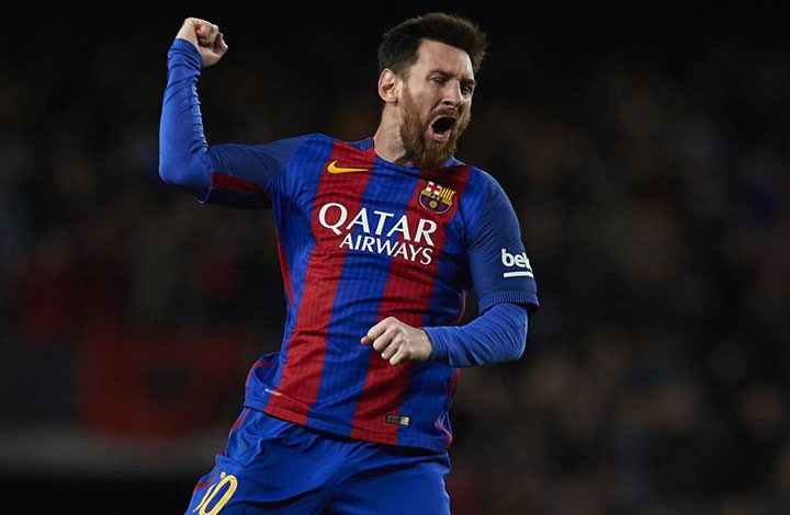 """برشلونة يفوز على ليفانتي بثلاثية نظيفة في """"الليجا"""""""