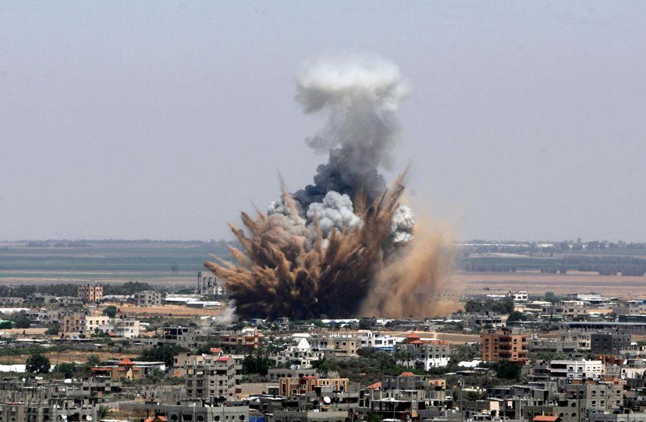 إسرائيل تشن سلسلة غارات