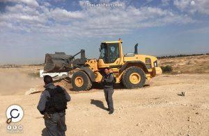"""للمرة الـ 125.. """"إسرائيل"""" تهدم قرية """"العراقيب"""""""