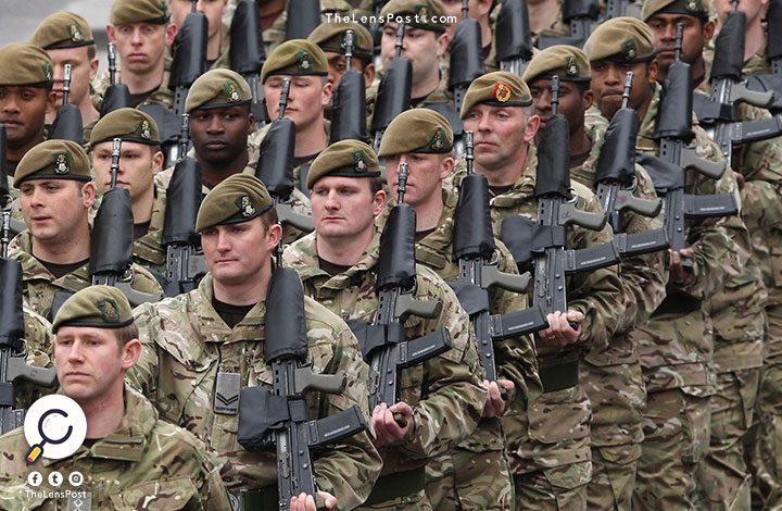 لهذا السبب.. انتشار قوة عسكرية بريطانية بشكل دائم في الكويت