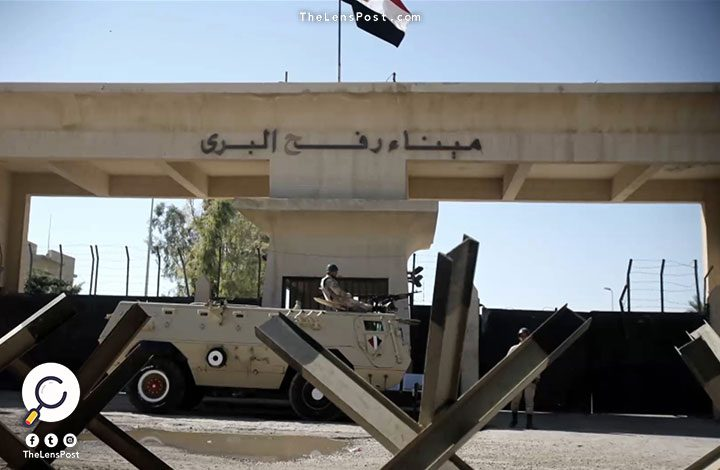 بشكل مفاجئ.. مصر تغلق معبر رفح البري