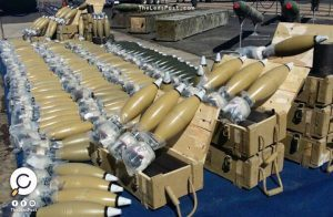 1.3 مليار يورو صادرات السلاح الألمانية لـ 3 دول عربية في 2017
