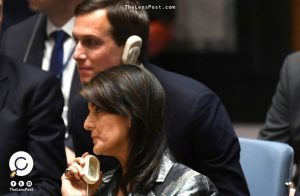 """لهذا السبب.. واشنطن تطلب من مجلس الأمن الدولي دعم """"صفقة القرن"""""""