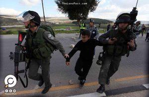 جيش الاحتلال الإسرائيلي يعتقل 25 فلسطينيا في الضفة الغربية