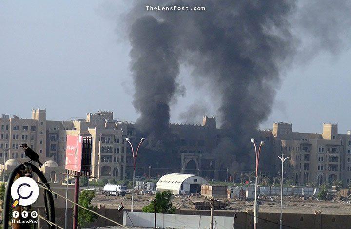 """""""القدس العربي"""": الإمارات وراء تفجيرات عدن باليمن"""