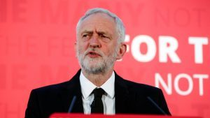زعيم حزب العمل البريطاني